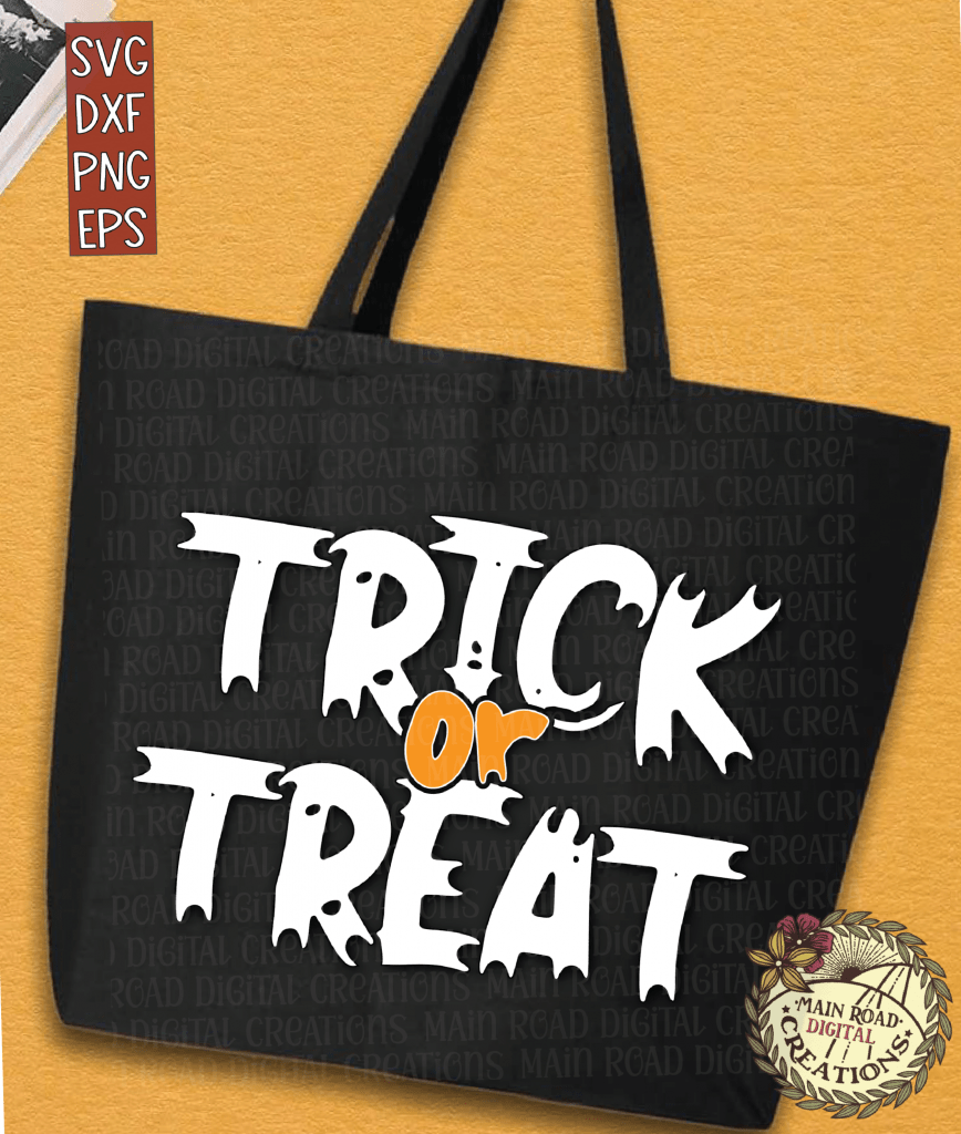 trick or treat svg free, halloween treat bag svg free, free svg files for cricut