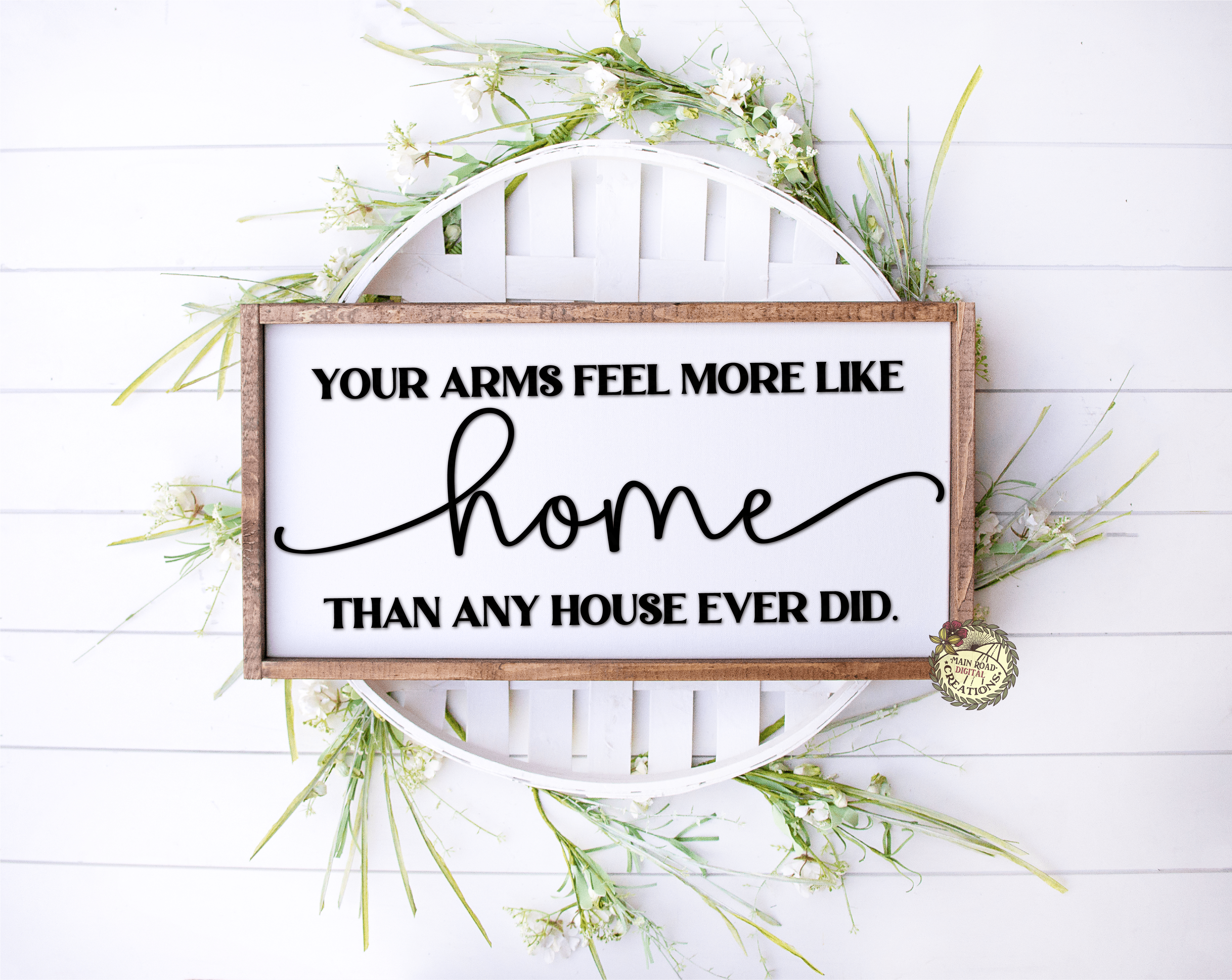 FREE FARMHOUSE STYLE SVG SIGN