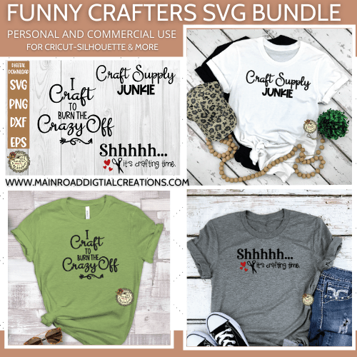 funny crafters svg bundle, funny svg, crafters svg, crafting svg, craft supply svg, scissors svg, etsy shop