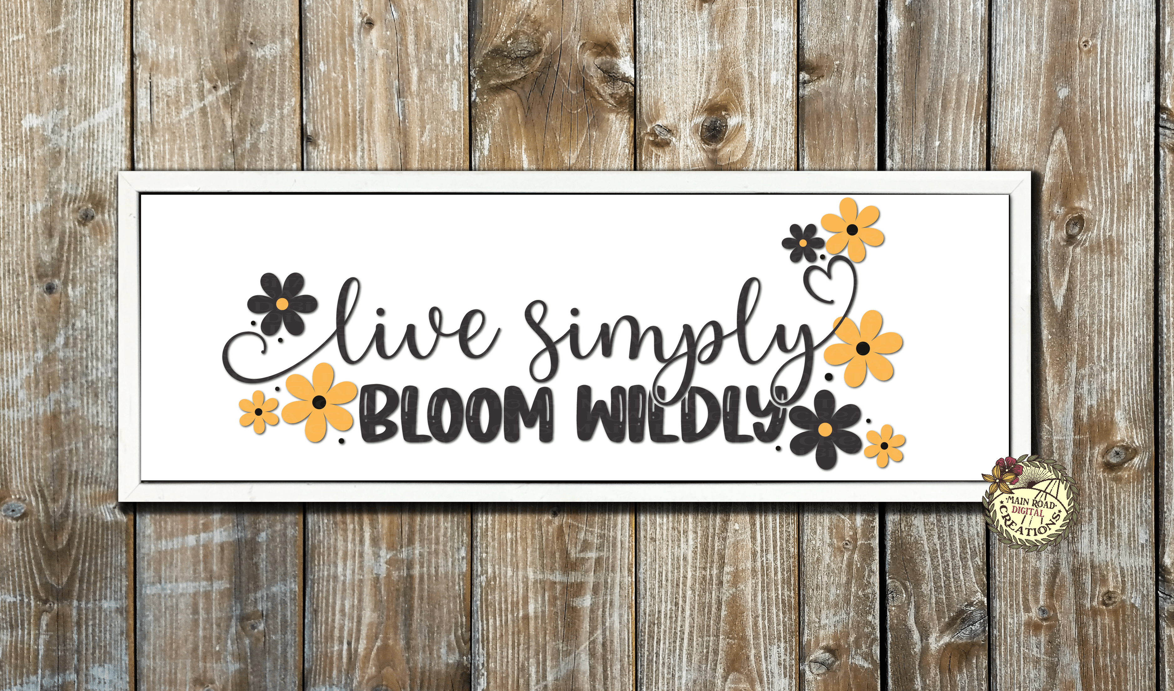 live simply bloom wildly sign, svg for signs, free sign svg, sign cut files for cricut