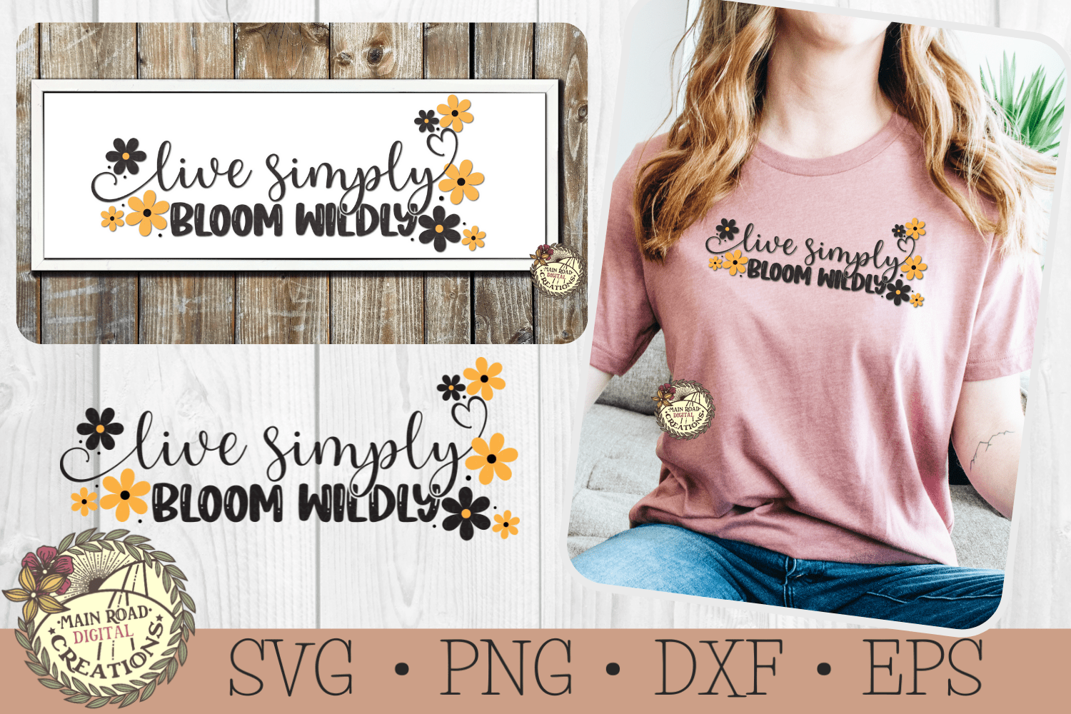 free svg cut file, live simply bloom wildly svg free, cricut projects, vinyl cutting machine svg files