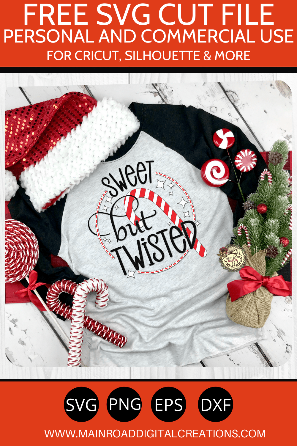 free christmas svg, candy cane svg free, sweet but twisted free svg, cricut  cut files