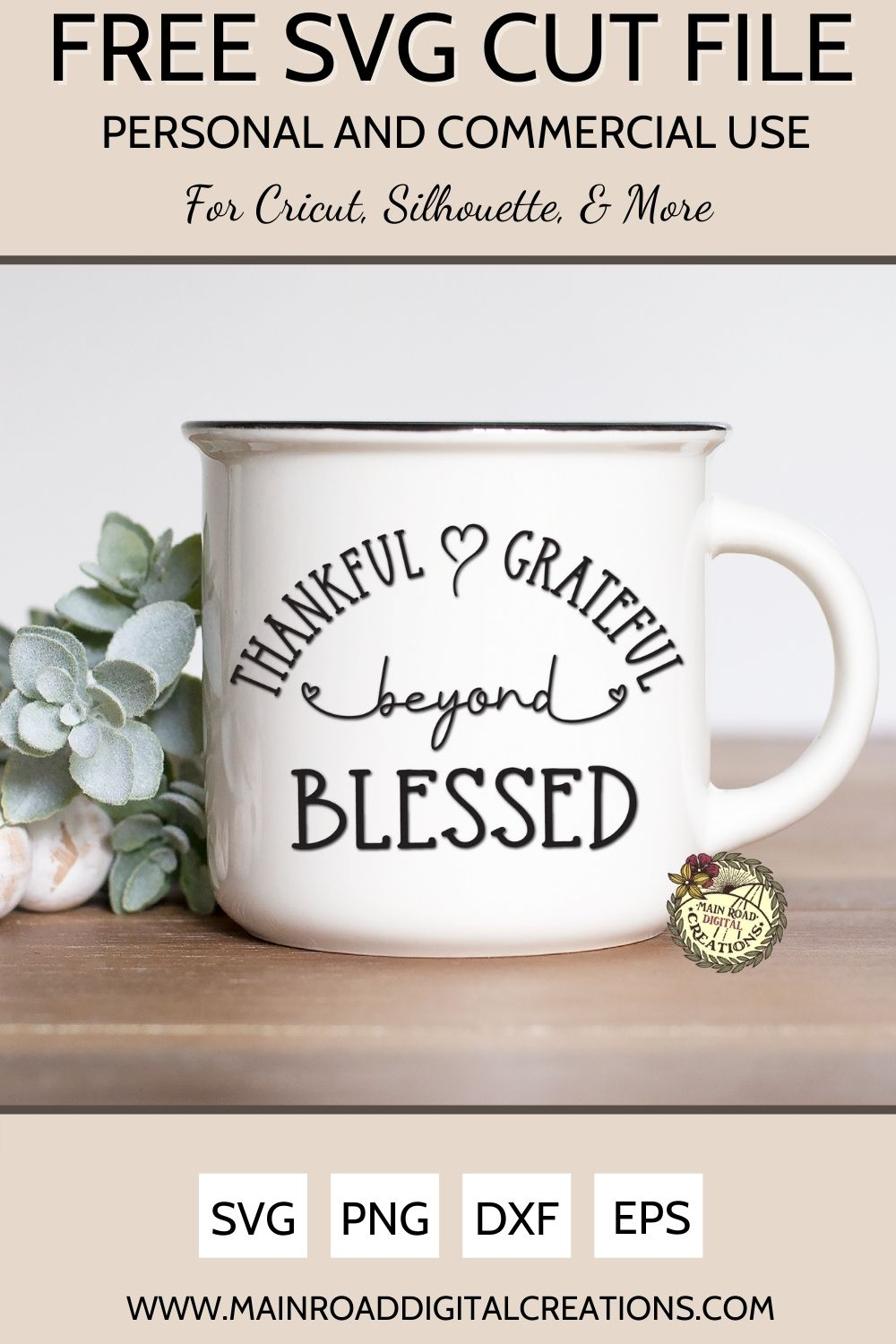Thankful Grateful beyond blessed free svg file, Thankful shirt design, Grateful SVG file. Blessed quotes for tshirts
