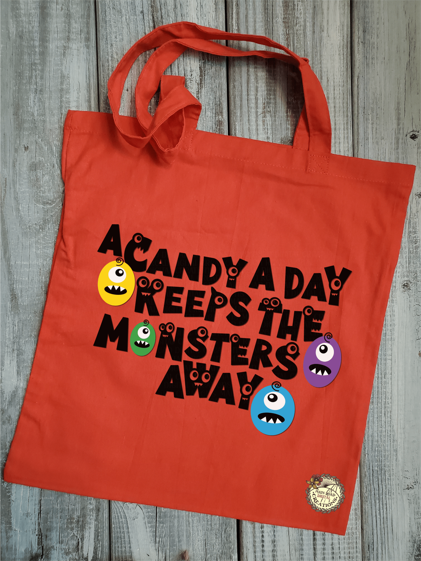 trick-or-treat bag design free, Halloween SVG free, Cricut cut files for Halloween, cute monster Halloween cut files,  vector file for Halloween, Halloween clipart free